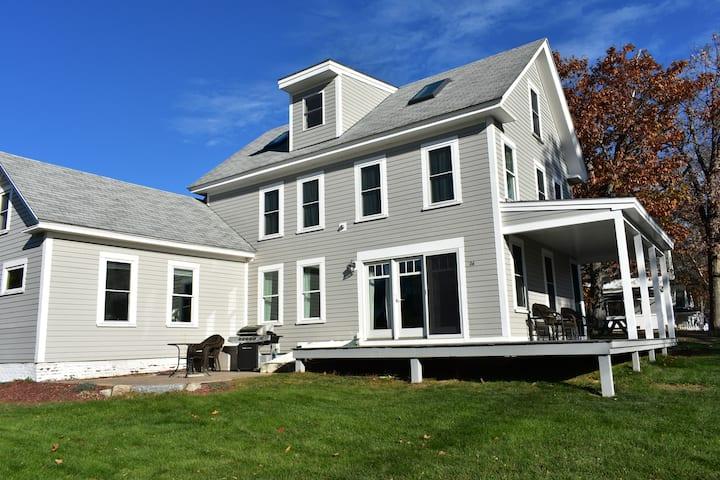 Meredith Bay Home