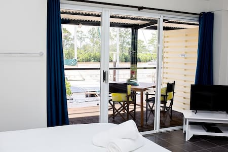 Room with a view (Shared Bathroom)