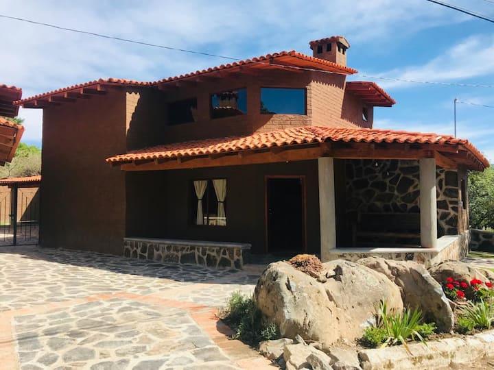 "Cabaña ""Santa Cecilia"" en Tapalpa, Jalisco"