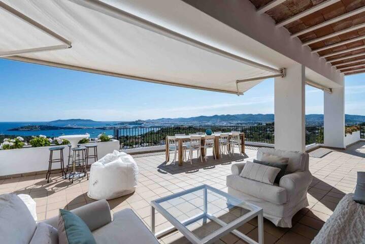 Amazing Villa Sea views - Eivissa - Διαμέρισμα