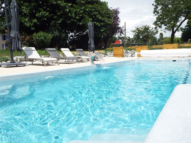 Gîte Villa Jacaranda****