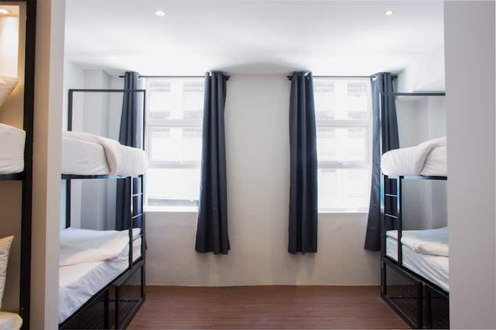 91 Loop Boutique Hostel - Bed in a 6 Bed dorm