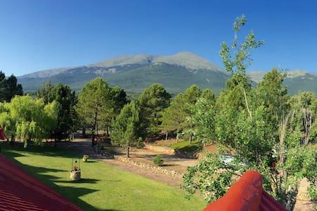 Chalet en Parque Natural del Moncayo