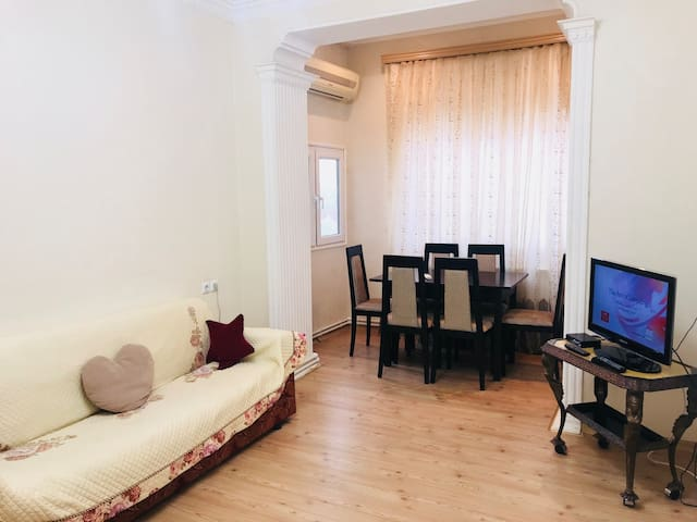 Baku Crocus Apartment (Montin)