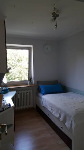 Comfortable room in munich 15min to center - München - Huoneisto