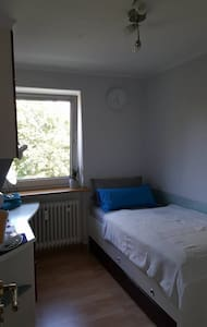 Comfortable room in munich 15min to center - München