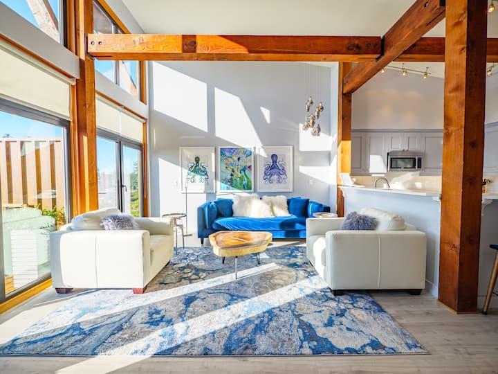 Renovated 2 Bedroom Condo The Ridge Ucluelet