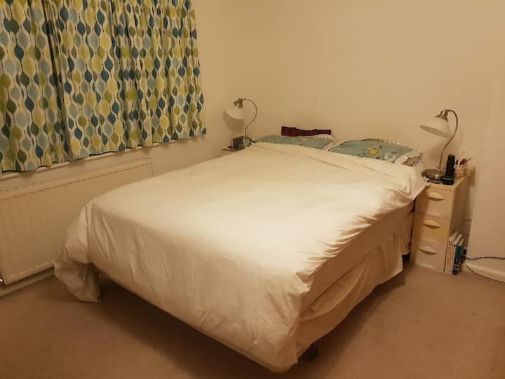 Private double room in Prestwich
