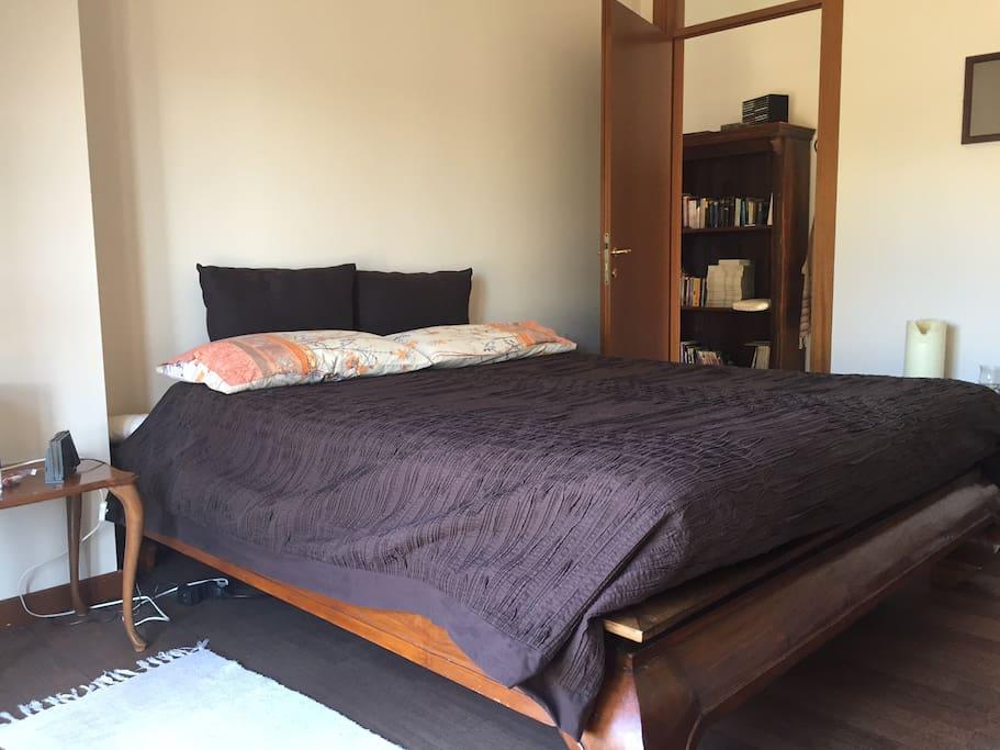 camera matrimoniale 1 - bedroom 1