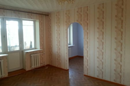Private apartment without furniture - Okha