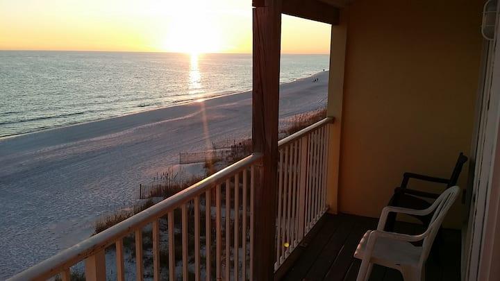 Sticks In The Sand 3A w/ Private Beach!