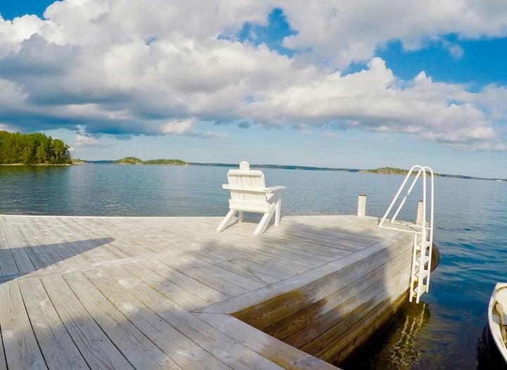 Archipelago Hideaway - Panoramic Seaview & Spa
