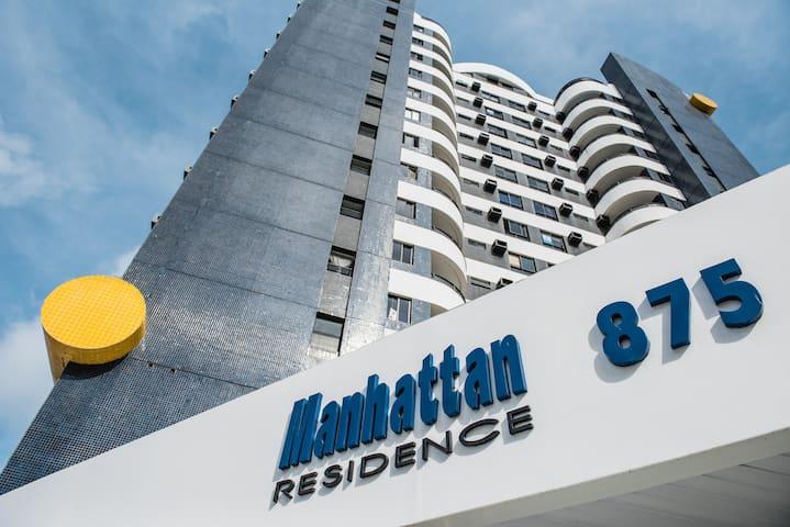 Apartamento Edifício Manhattan - Bairro Jardins