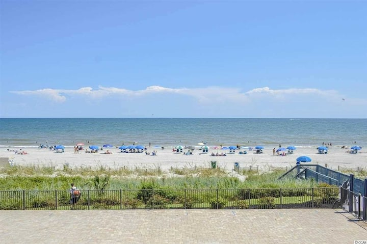 Myrtle Beach Monthly rental Oceanfront 1 Bed Condo
