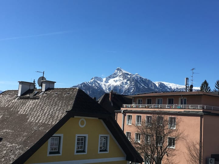 Zuhause in Salzburg