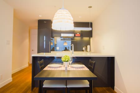 Brand New Downtown 1 bed 1 bath with Air Con! - Vancouver - Condominium