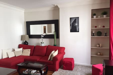 Lovely 2 Bedrooms at 5 minutes from Paris by metro - Charenton-le-Pont - Appartamento