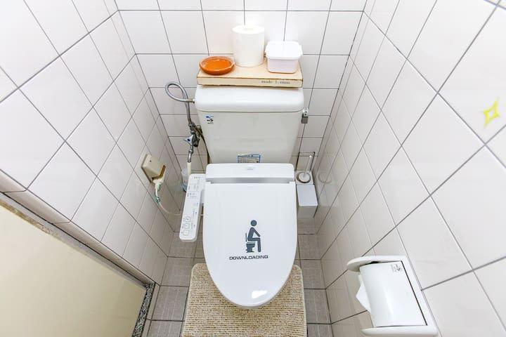 トイレ 共用