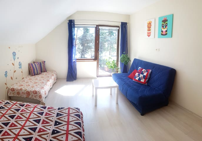 ☆2BR Apartament near the Lake☆