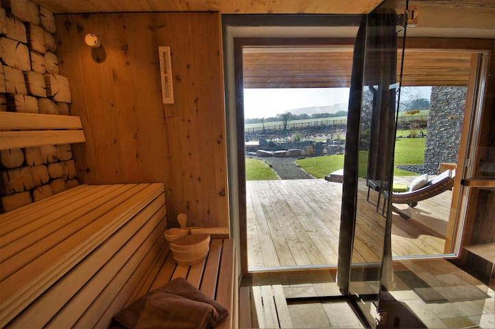Relax Cottage - Altholzchalet