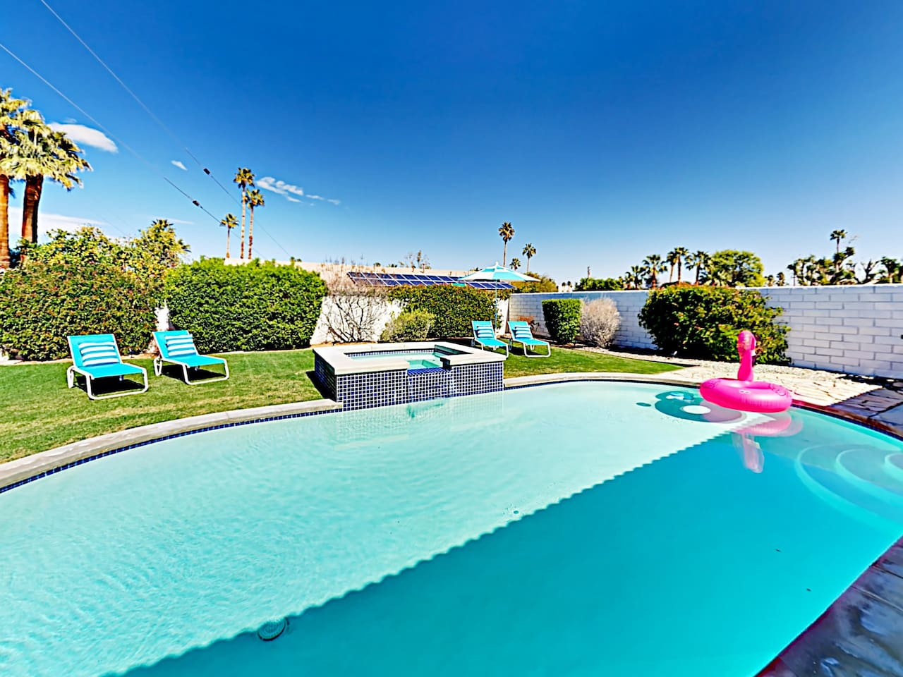 Welcome to Palm Desert! This home is professionally managed by TurnKey Vacation Rentals.