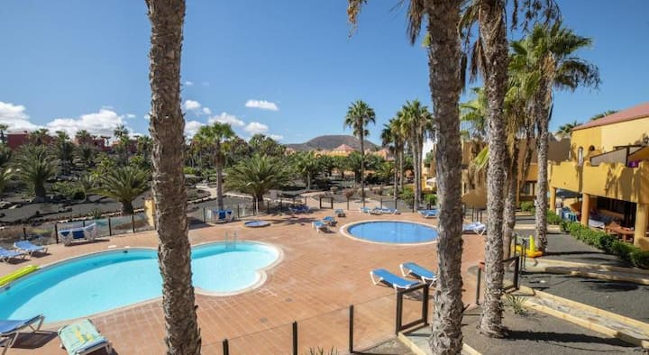 Luxury apt situated in the heart of Corralejo