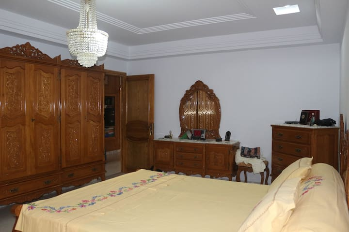 Family Residence at Historical City of Kairouan