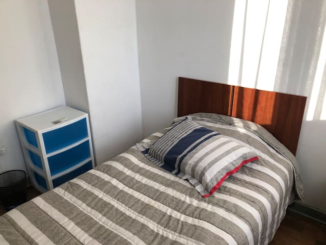 Rooms in a 2 floors apartment 90m2 in Providencia