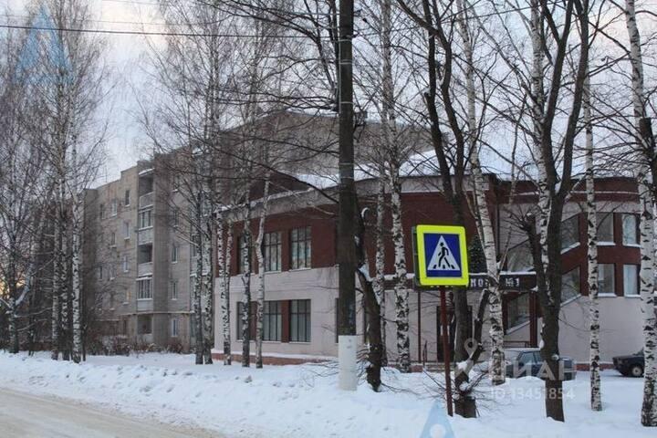 Просторная квартира с 3 спальнями в Плесе на Волге