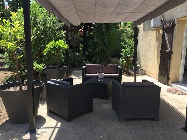 Saint Hippolyte appartement indépendant