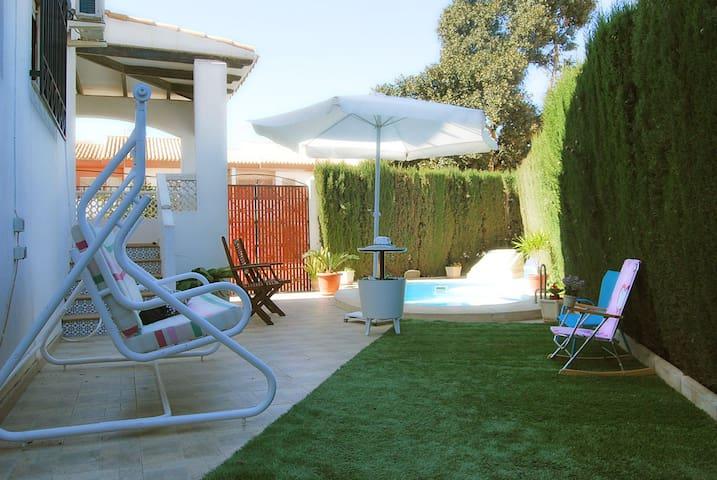 Preciosa casa a 200m de la playa - Mazarrón - Dom
