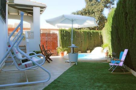Preciosa casa a 200m de la playa - Mazarrón - Casa