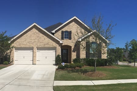 Luxury home in The Woodlands area - Conroe