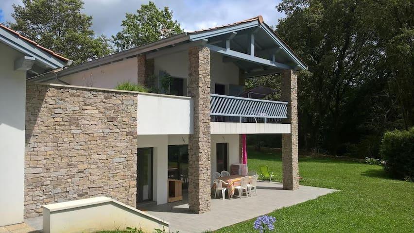Villa neuve à 5 min de la plage et du centre ville - Saint-Jean-de-Luz - Rumah