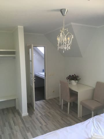 Cosy guest house near Ventspils (Newly Wed room)