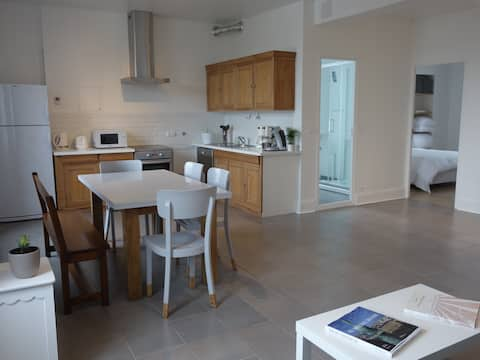 Ideally located bright and modern apartment