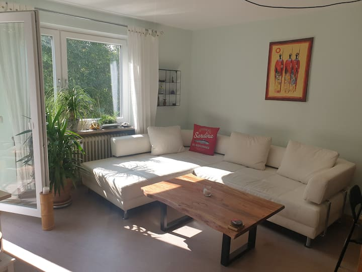 CLOSE TO OKTOBERFEST,2 Room, COZY,FRIENDLY,ZENTRAL