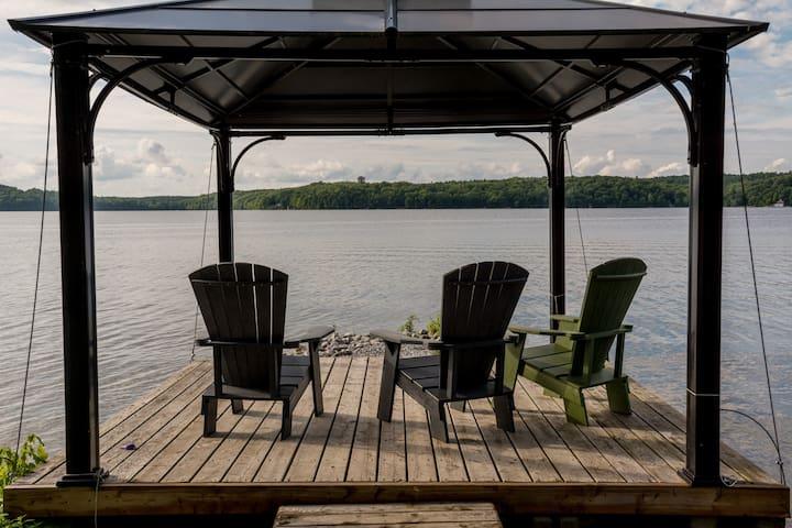 Take full advantage of Wolfe Lake!