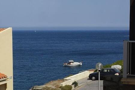 Appartement vue mer et pieds dans l'eau - Collioure - Διαμέρισμα