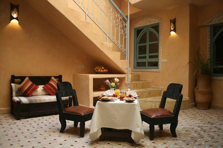 DAR PAPS - Riad en plein coeur de la Médina