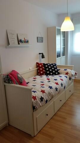 Alojamiento tranquilo - Badajoz - Wohnung
