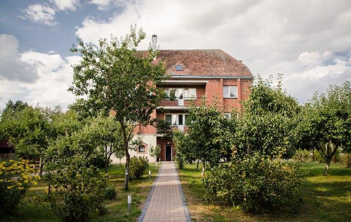 Главный дом в 22 км от Гродно