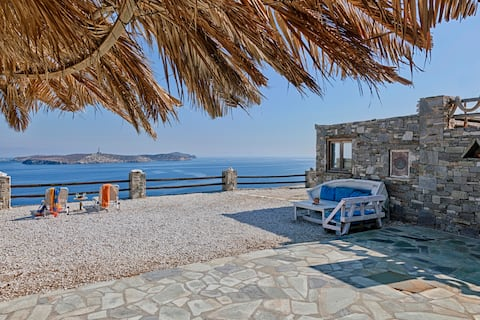 Aegean View - Apartment in Syros
