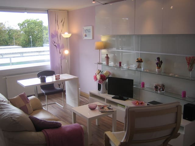Appartement mit Flair und Stil - Augsbourg - Appartement