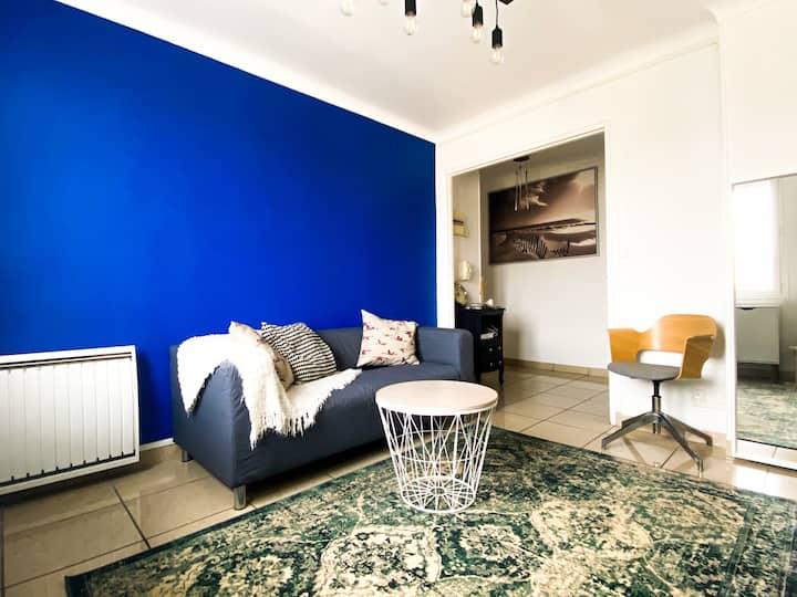 Appartement spacieux dans l'hypercentre de Caen