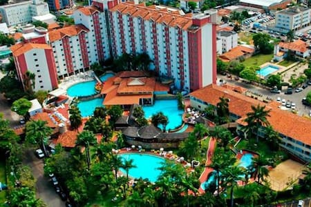 APART PREMIUM (SUÍTES) -4 P- HOTEL HOT SPRINGS - Caldas Novas