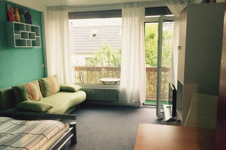 TOP Wohnung! Campus, Klinikum und stadtnah Neu