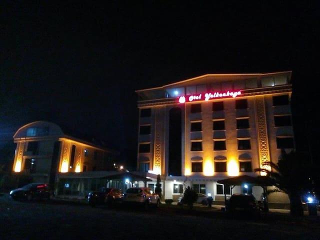 30 minutes to Sabiha,10 minutes to AnadoluHospital