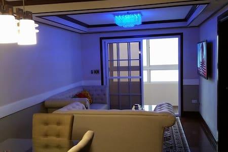 Modern Super Super Deluxe Condominium - Baguio - Lejlighed