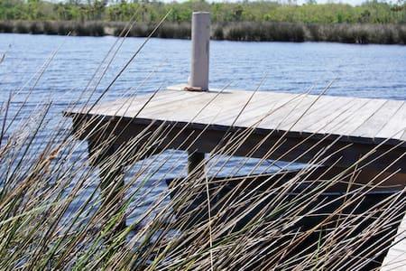 Calm Creek - Flagler Beach Hidden Gem